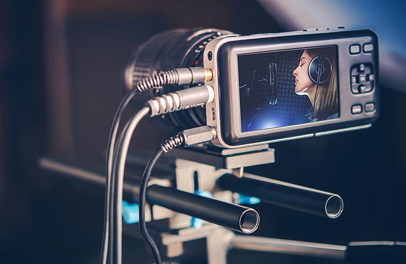 Videography - Intro Visuals